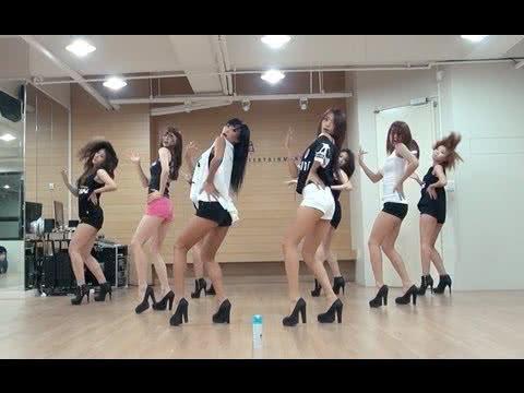 韩国现役女团小确幸?Girl Crush、清纯、可爱概念为主