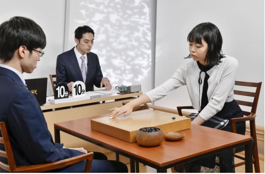 上野爱咲美杀入日本龙星战决赛