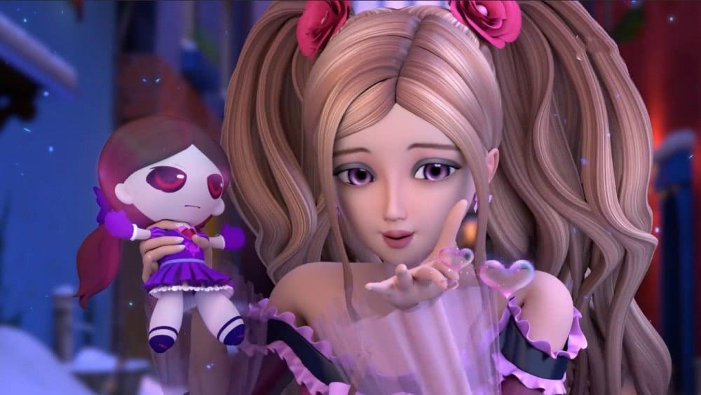 叶罗丽:莫莎不愧是腹黑小天使,继文茜金王子后,荒石被害惨了