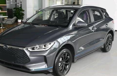 又一款国产新车,每公里低至5.2分钱,配10.1寸液晶屏却不贵