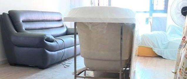 3800块定制一个浴缸却进不了卫生间,商家:我们从不量门
