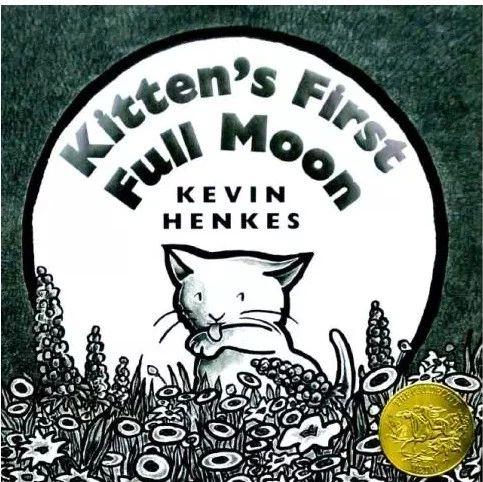 【英文有声绘本】Kitten's first full moon 小猫追月亮