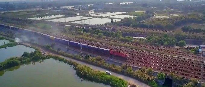 纪录片《搭上中欧班列的快车》开播 解码东莞制造走向欧洲腹地的故事