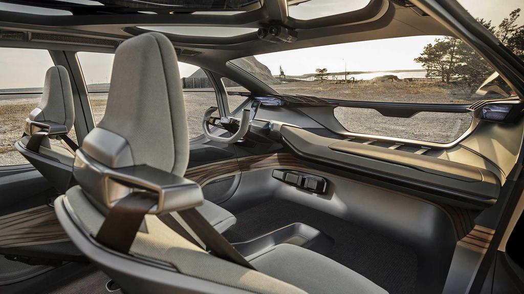 预示品牌走向?WLTP续航500km,奥迪发布纯电越野概念车
