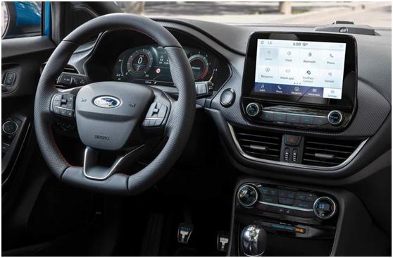 又一新款车上市,福特PUMA发布,缤智这是又多了一个对手?