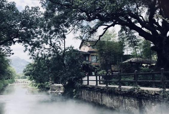 丽水古堰画乡景区,隐藏的神仙秘境,为何游客不想来第二次?
