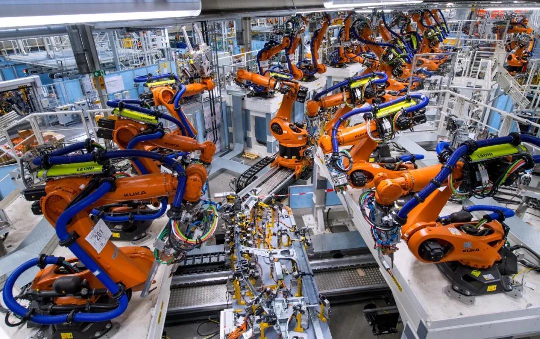 兹威考工厂 大众电动化未来的荣枯将从此启幕