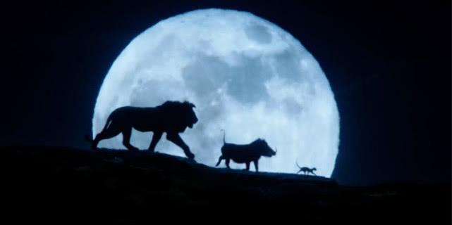 狮子王:为什么这么久的动画依旧受到追捧?影迷:一开场就激动了