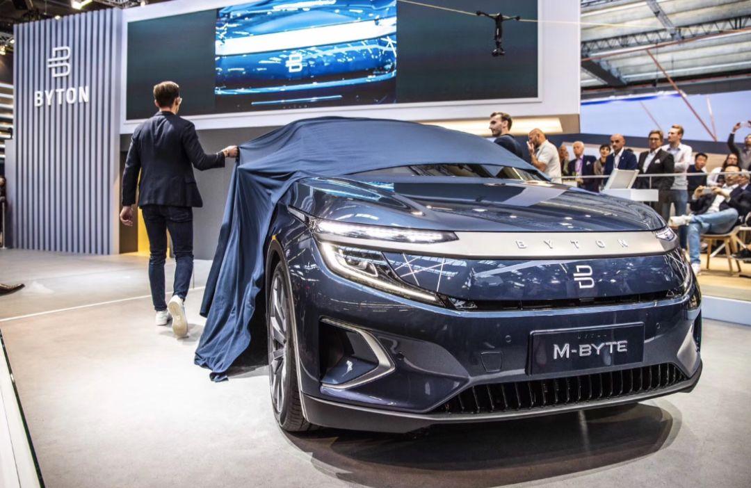 法兰克福车展丨让你们看看中国品牌新发明的威力