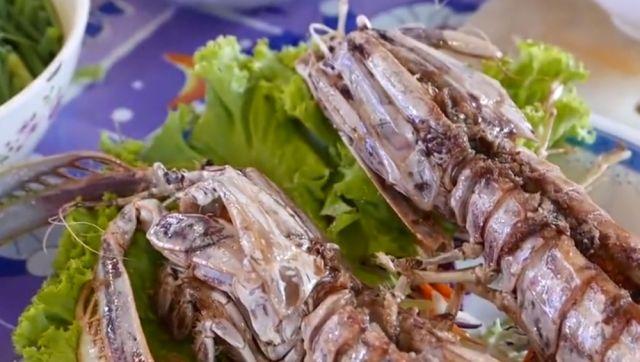 你有没有见过这么大的皮皮虾?一斤售价50块钱,肉质鲜嫩无比
