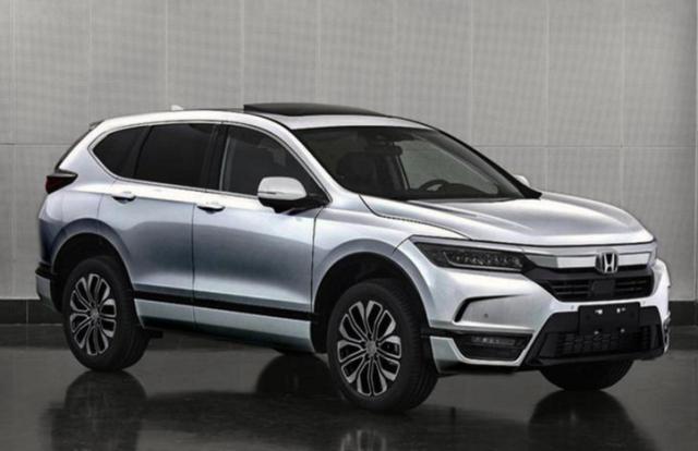 再等10天,本田全新SUV上市,比CRV豪华,成新荣放的克星