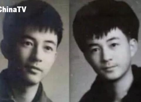 本以为陈赫长相是遗传,看到他的爸爸,怎么做到完美避开所有优点