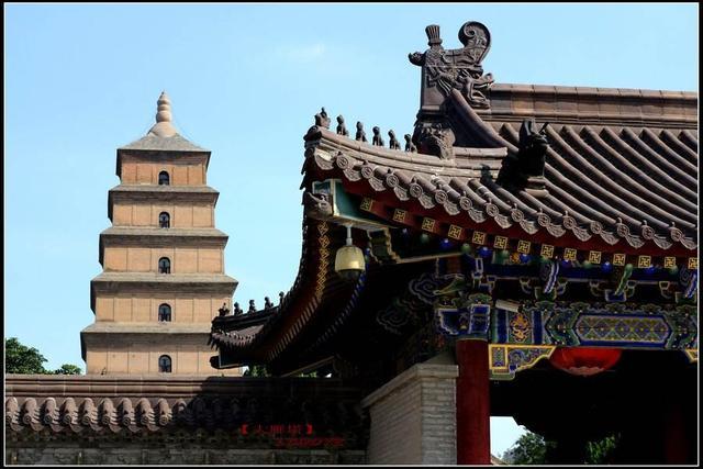 中国十三朝古城,因《长安十二时辰》再一次刷新了人们对它的印象
