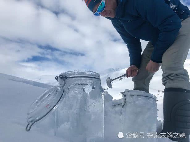 """无处不在!科学家发现:阿尔卑斯山积雪中含有""""高浓度""""塑料"""