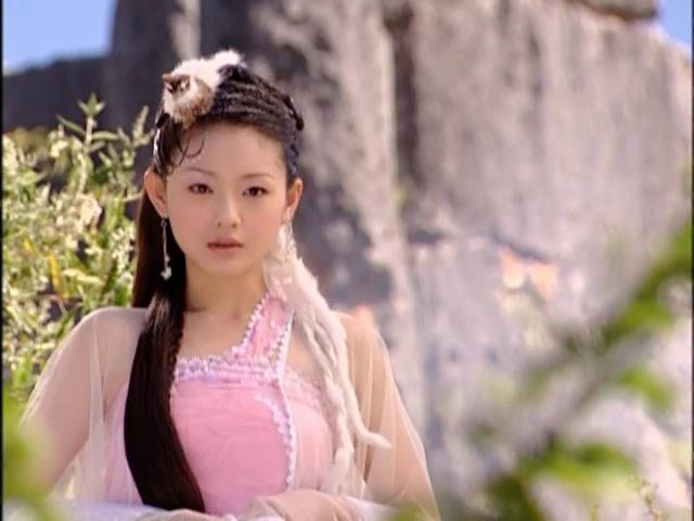 大S版《倩女幽魂》里那么多漂亮的古装美女,你觉得谁最漂亮?