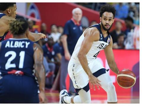 世界杯爆大冷!美国男篮出局揪出2大因素:1是内线 2是篮板球