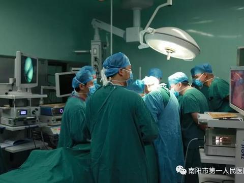 """南阳市第一人民医院:双镜联合更微创,""""两军会师""""攻肿瘤"""
