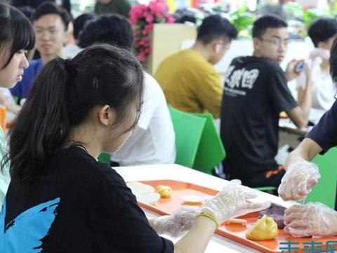 华侨大学举办港澳台侨及留学生中秋民俗体验活动