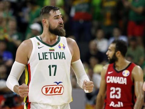 立陶宛篮协打算申办东京奥运会男篮落选赛