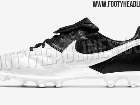 耐克新配色Premier 2.0足球鞋曝光