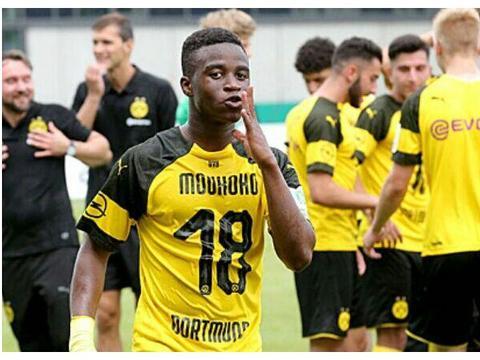 95场156球!欧洲豪门14岁妖星跳级U19,5场进10球叫板巴萨法蒂