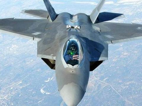 F22和F35的服役四代机到来,单纯的隐身飞机已经不再具有优势?
