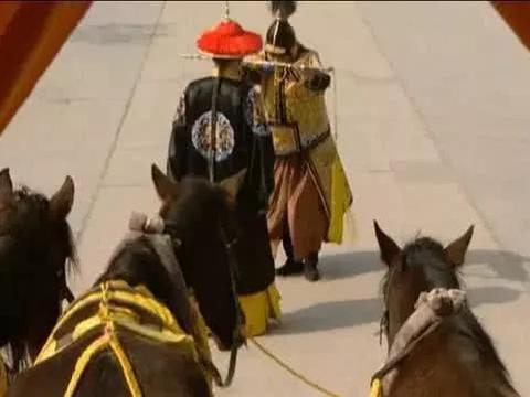 雍正王朝中老十四胤禵走得最妙的一步棋,康熙帝:学会用心思了?