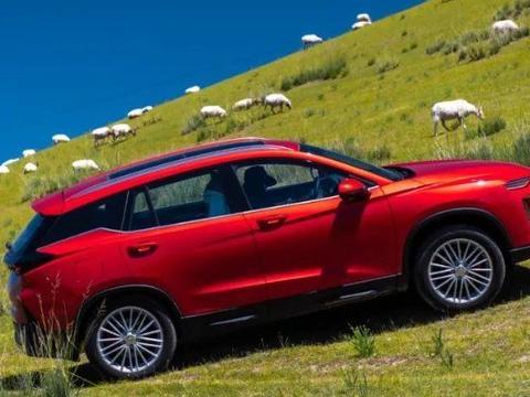 国产SUV群星争夺,新车7.8s破百,时尚大气价格亲民