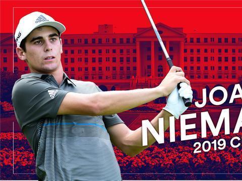 创历史!20岁涅曼6杆大胜赢职业首冠,成为智利首个美巡赛冠军!