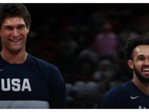 男子篮球世界杯排名赛,排名第七名淘汰,球员却笑嘻嘻
