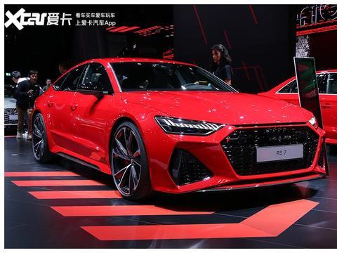 Audi Sport将推插电式混合动力版RS车型