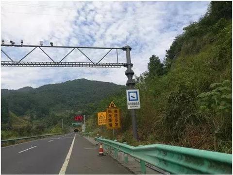 南大梁高速达州段增设两处区间测速点位,9月16日起正式启用!