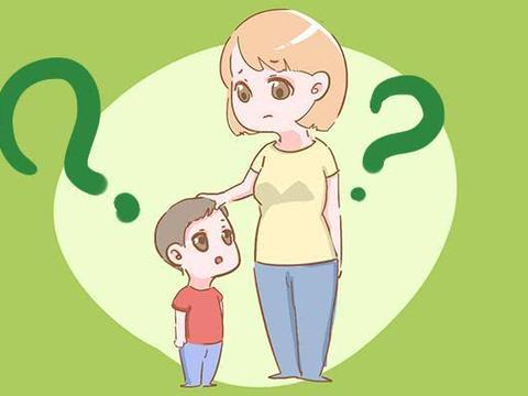 当孩子身上有这4种表现,暗示他体内缺钙了,妈妈要及时补钙