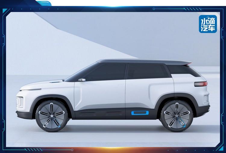 """中国科幻汽车""""汽示录"""",吉利SX12正式命名""""icon"""""""