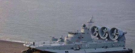 欧洲王牌野牛气垫船,中国花重金买进后,为何只造2艘就停产了?