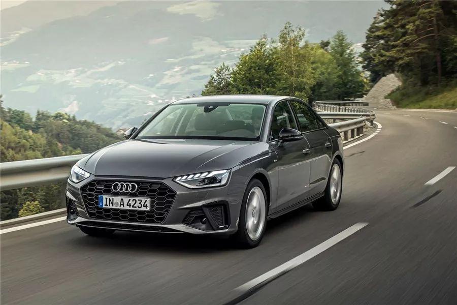 上半年欧洲豪华中型车销量,A4不及3系一半,ATS仅卖出11台!