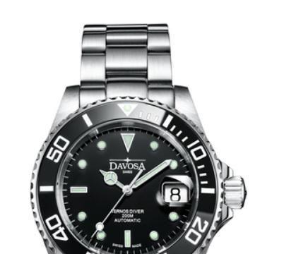 潜水手表的外圈数字是什么意思?它的作用你可能不知道?