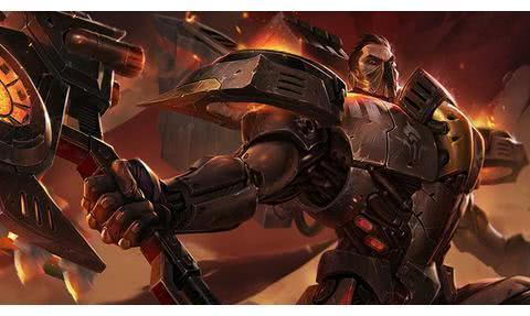英雄联盟:神王宿命之战,诺手与盖伦相比,30分钟后谁的作用更大