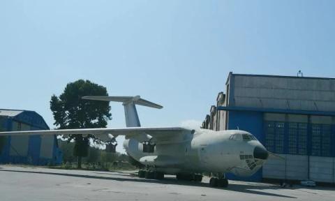 乌兹别克斯坦的塔什干工厂:7年前生产伊尔76飞机,今天闲置