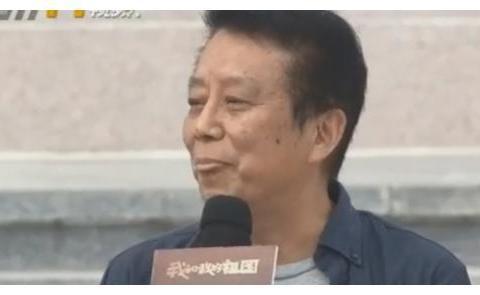 管虎、欧豪、王天辰为中国骄傲,欧豪现场清唱《我和我的祖国》