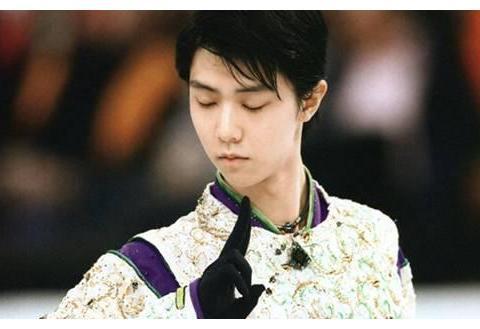 冰上的王子羽生结弦,用自己的奋斗与汗水,成就了如今的自己