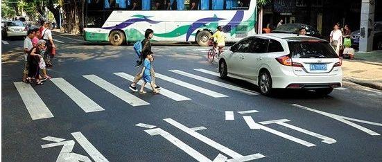 高清曝光!1—8月九江24848辆车次未礼让斑马线