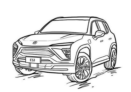 蔚来将推第三款SUV,这次打算和比亚迪唐正面刚