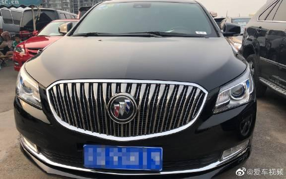 视频:二手车检测师在市场淘到一台配置丰富的君越,13万值不值?