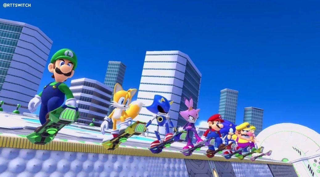 《马里奥和索尼克在东京奥运》梦幻项目介绍