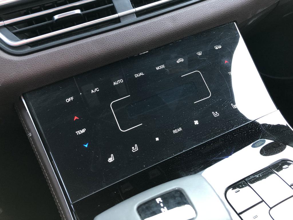 科技感不输路虎,东风风光ix7内饰首发,12.3英寸大屏有两块