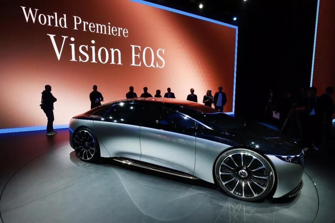 来看看2019法兰克福车展上都有哪些电动车大众一下子推出三款