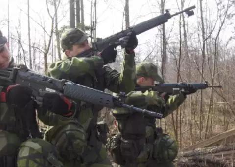 为什么小国瑞典,军事实力却强到让美俄忌惮?