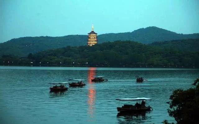 最美杭州:这六个美丽的景区值得一去,爱旅游的一定不要错过