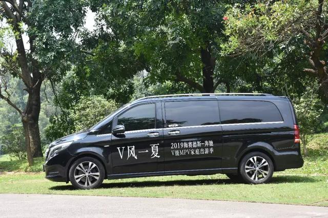 商务家用也罢,你可能缺一台奔驰V-Class